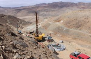 Tesoro Resources ASX TSO gold El Zorro drilling Ternera