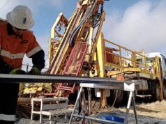 Navarre Minerals NML ASX diamond drill third