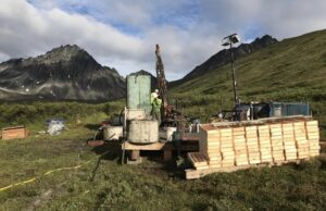 Nova Minerals Korbel Main drilling gold extension