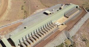 Strandline Resources ASX STA Coburn mineral sands project Contract Power