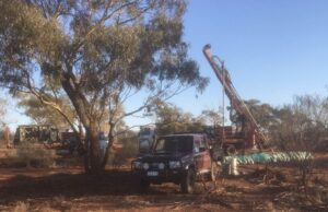 Surefire Resources ASX SRN Yidby gold project drilling