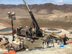 Tesoro Resources Ternera exploration El Zorro gold ASX TSO