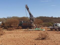 Kingston Resources ASX KSN gold Livingstone Homestead Project