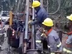 Megado Gold ASX MEG maiden drilling program Ethiopia Babicho