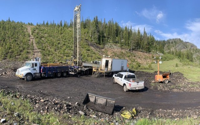 Montem Resources ASX MR1 coal seams Canadian coking coal drilling Chinook Vicary project