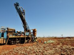 Auric Mining ASX AWJ IPO gold projects drilling Western Australia