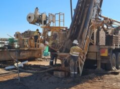 Argent Minerals ASX ARD West Wyalong drilling copper gold