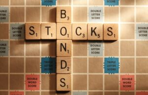 Bond market shares stocks central banks rates
