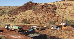 Azure Minerals ASX AZS VC-07 Andover heritage approvals
