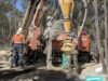 Kalamazoo Resources ASX KZR South Muckleford gold project drilling