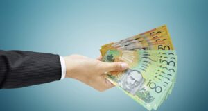 Show me the money wages growth Australia