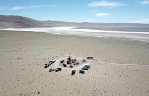 Galan Lithium ASX GLN feasibility study Hombre Muerto West
