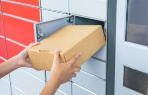 TZ ASX TZL smart lock technology parcel collection
