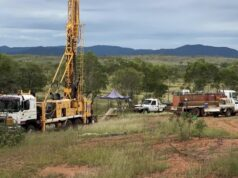 Zenith Minerals ASX ZNC Develin Creek copper zinc project drilling commenced