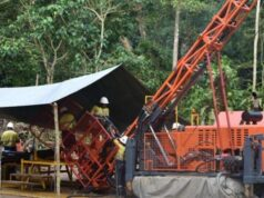 Kingston Resources ASX KSN high-grade gold silver results Misima Papua New Guinea PNG