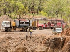 PNX Metals ASX Fountain Head gold project drilling