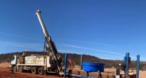 Red Mountain Mining ASX RMX completes Mt Maitland South drilling gold base