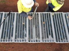 Aldoro Resources ASX ARN intersects Massive Sulphides nickel copper sulphide zones VC1 target Narndee Igneous Complex