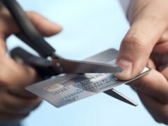 Credit card growth fall buy now pay later bnpl spending