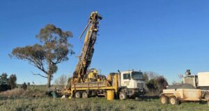Legacy Minerals ASX LGM Harden Project gold maiden drilling