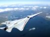 Envirosuite ASX EVS NASA X-59 supersonic aircraft testing project Quiet Supersonic Technology